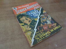 SCIENCE-ADVENTURE BOOKS Summer 1951 PULP MAGAZINE James Blish