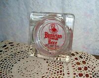 Bavarian Premium Beer of Mount Carbon Brewery Advertising Ashtray
