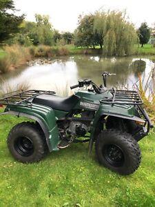 Yamaha bear tracker quad bike farm tractor 250cc off road