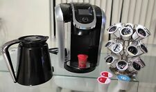 Keurig 2.0 K-Cup 450 Complete Coffee Machine Brewing System  & Cafe Just Add H20