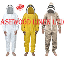 Bee keepers suit best price, high quality. Strong 260GSM cotton Sting Proof