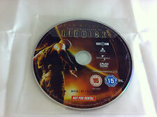The Chronicles Of Riddick DVD R2 Film 2005 - DISC ONLY in Plastic Sleeve