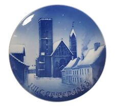 Royal Copenhagen Chapel 1943 B & G Wall Plate