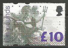 GRANDE GRANDE-BRETAGNE 1993. Britannia définitif. SG: 1658. Très Fine D'occasion