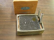 NOS OEM Ford 1966 Fairlane + Comet Heater Core for Cars with Air Conditioning