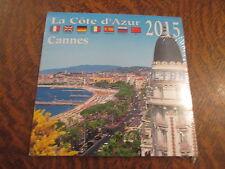 calendrier cannes la cote d'azur 2015