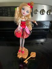 Ever After High APPLE WHITE Doll First Chapter, Wave 1 2012