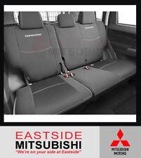 New Genuine Mitsubishi Pajero Sport Rear Seat Covers Neoprene - MZ350583