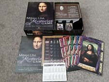 MONA LISA MYSTERIES GAME Art DaVinci Winning Moves 2006 Complete VGC FREEPOST