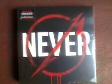 Metallica - Through The Never Live Soundtrack - 3 Vinyl LP Box Set - NEW=SEALED