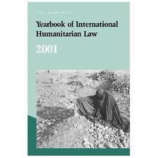 NEW - Yearbook of International Humanitarian Law - 2001