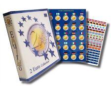 EURO RACCOGLITORE Album per la raccolta delle monete da 2 EURO JUNIOR