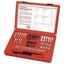 Kastar / Lang 971 48 piece SAE & Metric Thread Restorer Kit