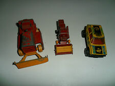 Match Box  Vehicles 2 Farm Toys And One  VOLKSWAGEN RABBIT