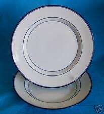 2 Dansk Japan Concerto ALLEGRO Blue Salad Plates/s