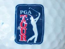 (1) PGA PROFESSIONAL GOLFERS TOUR PGA LOGO GOLF BALL