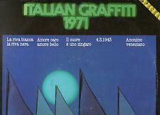 ITALIAN GRAFFITI 71 LP MICHELE PROFETI WESS BATTISTI RON STELVIO CIPRIANI NADA
