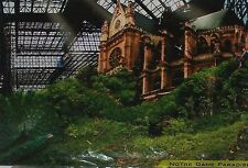 """Khoi """"NOTRE DAME PARADISE"""" Cyberealism Greenery BOXLESS Jigsaw Puzzle *100%*"""