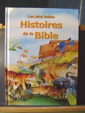Livre Les plus belles histoires de la Bible /AA12