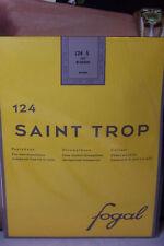 FOGAL $45 Saint Trop 15 Den Pantyhose NIP Blanc Hiver S