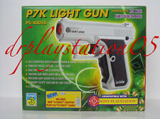 PlayStation 1 G ConGun  PS1 P7k Light Gun ( New In Box )