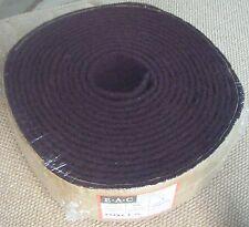 SCOTCH ROLL 10cmX10M-Free Del MADE BY ENGLISH ABRASIVES MEDIUM GRITS MAROON COL