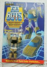 Gobots #53 Stinger 1985 Tonka New on Card