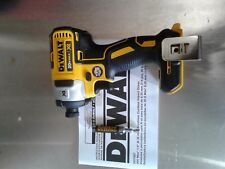 DeWALT DCF887 20-Volt XR Brushless 3-Speed 1/4 hex. Impact Driver+BIT HOLDER