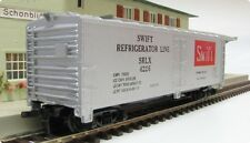 TYCO REEFER CAR-40 Foot Swift Güterwagen 329A