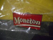 Moncton New Brunswick Lapel Pin