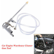 Car Engine Warehouse Cleaner Gun Air Pressure Spray Dust Oil Washer Tool & Hose