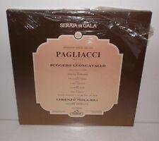3C 153 17998/99 Leoncavallo I Pagliacci Lorenzo Molajoli rec.1939 New Sealed