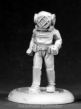 Deep Sea Diver 50085 - Chronoscope - Reaper MiniaturesD&D Wargames Scuba Dive