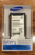 GENUINE OEM Original Samsung Galaxy S7 edge SM G 9350 Battery 3600mAh -R/Pack