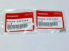 Honda Genuine New Parts Cb400Sf Cb750 Other Pan screw 2Qty 93500-050120A