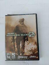 Call of Duty Modern Warfare 2  PC 2009 Brand New Sealed