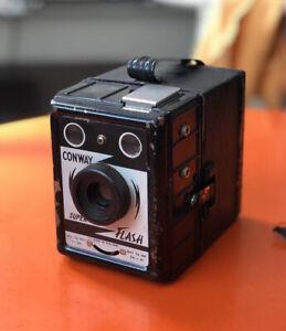 Vintage Conway Super Flash Box Camera