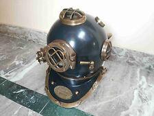 Vintage Style Brass Diving Divers Helmet Maritime U.S Navy Mark V