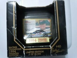 1:64 Scale Racing Champions 1994 Premier Edition #40 Kendall Oil Bobby Hamilton