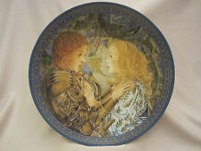 THE PLEDGE collector plate SULASMITH WULFING Love Song Series #2