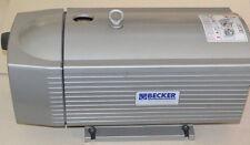 BECKER VT 4.40 Drehschieber-Vakuumpumpe trockenlaufend