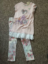 Cotton Blend NEXT Outfits & Sets (2-16 Years) for Girls