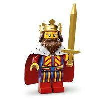LEGO® Minifigures / Minifiguras 71008 - SERIES 13 - Minifigura Rey Clásico