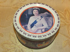 Vintage Collectable The Queen's Silver Jubilee 1952 - 1977 Tin