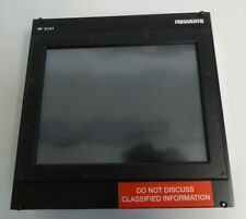 "Frequentis P/N: 30-9703500 MOD PP 01.01 12"" Touch Screen Panel FSC Mainboard"