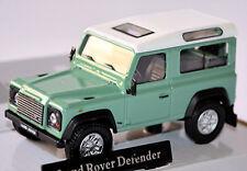 Land Rover Defender 90 1990-2014 hellgrün light-green 1:43