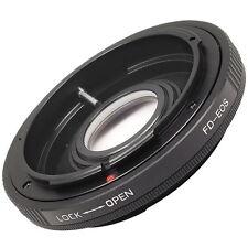 Adapter für Canon FD FL Objektiv to EOS EF Kamera Unendliche Fokussierung DC263