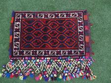 Handmade tribal vintage pillow cushion cover, Fabulous Baluch bag vintage