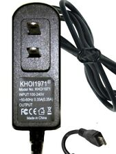 Wall charger Ac adapter cable For Xp120 Fuji Fujifilm FinePix digital camera