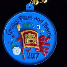 2017 Krewe of Rex float  theme Carnival fetes & feasts New Orleans Mardi Gras